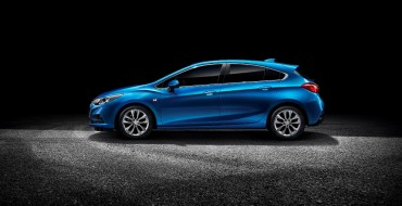 GM China Announces the Cruze Hatchback's Price Tag