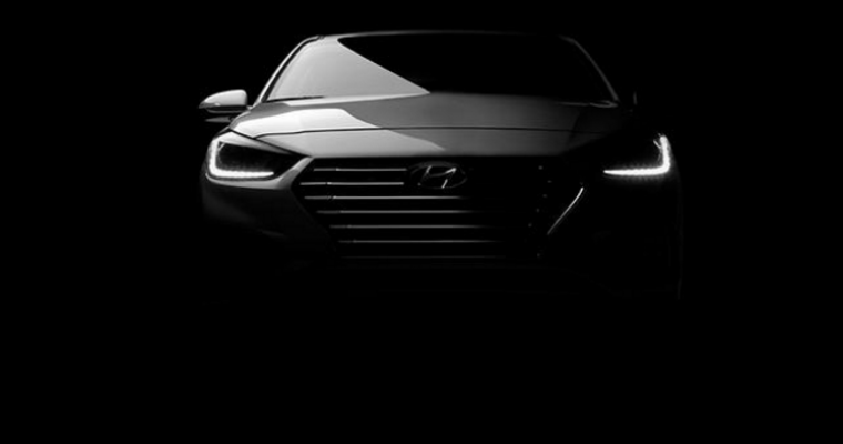 Hyundai Releases Teaser Image of New Accent Preceding its Toronto Debut