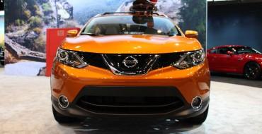 Nissan Division Sets New November Sales Record Thanks to Rogue, Murano, Frontier, Titan