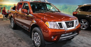 Nissan Titan Ready To Drive With The Big Boys
