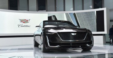 Canadians Finally Get In-Person Look at Cadillac Escala Concept