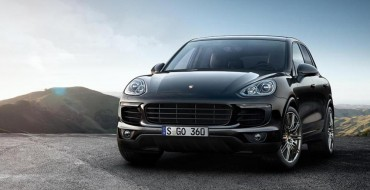 Porsche Reports Record 2017 Sales and €6 Billion EV Investment