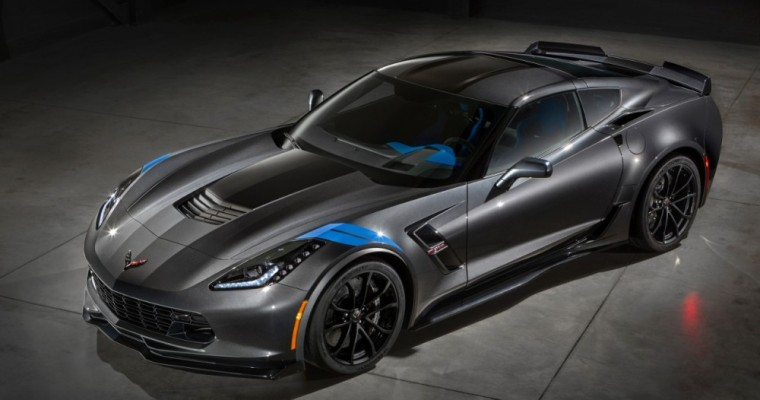 Chevy Is Sending Its Corvette Grand Sport to the Middle East