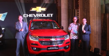 Chevrolet Indonesia Launches Three New Vehicles