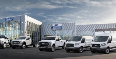 Ford Launches Commercial Vehicle Center Program