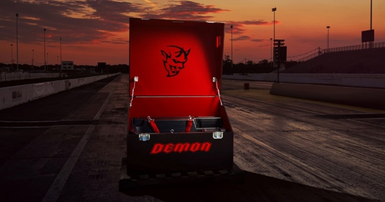 Latest Dodge Demon Teaser Video Focuses on Customization for the Demon