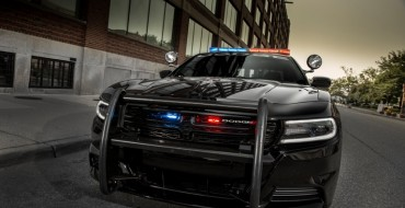 2017 Dodge Charger Pursuit to Come Standard with Motion-Detection Technology