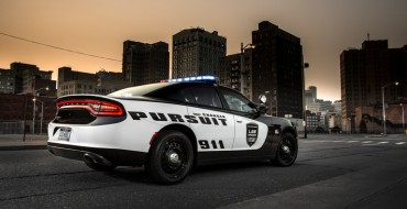 Officer Protection Package Now Offered in 10,000 Dodge Charger Pursuit Police Vehicles