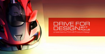 "FCA Announces the Fifth Annual ""Drive for Design"" Contest"