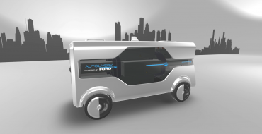 Ford Presents 'Autolivery' Concept at Mobile World Congress