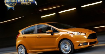 Ford F-150, Raptor, Fiesta ST Pick Up Awards