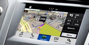 2018 Ford Vehicles to Project Sygic Car Navigation Via AppLink