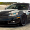 GXE Corvette Breaks Street-Legal Electric Speed Record Again, Again