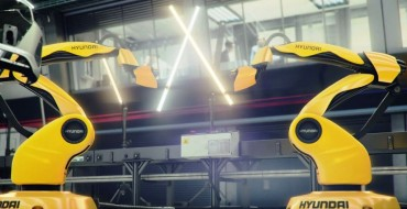 Dueling Robots Fall in Love with Hyundai i30 in Epic New Commercial [VIDEO]