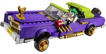 "What the Villains Drive in ""The LEGO Batman Movie"""