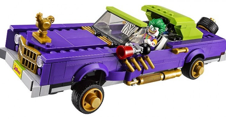 What The Villains Drive In The Lego Batman Movie The News Wheel