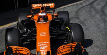 Honda Planning One More Big Upgrade for McLaren