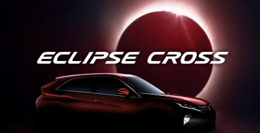 Yep, Mitsubishi's New SUV is Named the Eclipse Cross