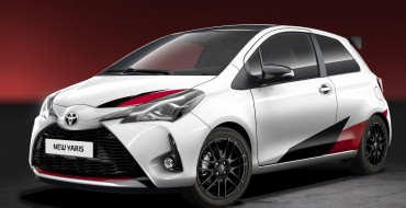 Toyota Is Officially Making a 207-Horsepower Yaris Hot Hatch