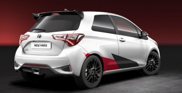 Toyota Yaris Gazoo Hot Hatch Will Have Supercharged Engine