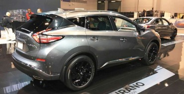 Nissan Brings New Midnight Edition Models to Chicago Auto Show [Photos]