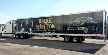 Nissan Gains Country Music Credentials With Blake Shelton
