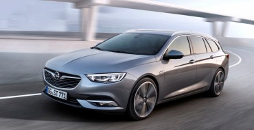 Is the Opel Insignia Sports Tourer Really a Preview of the Buick Regal Wagon?