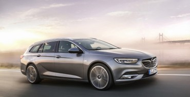 Opel Insignia Grand Sport and Sports Tourer to Debut in Geneva