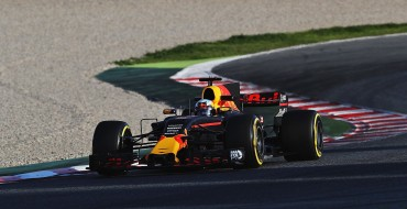 Aston Martin to Become Red Bull Racing's Title Sponsor in 2018