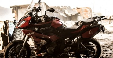 "The BMW S 1000 XR is the Real Star of ""Resident Evil: The Final Chapter"""