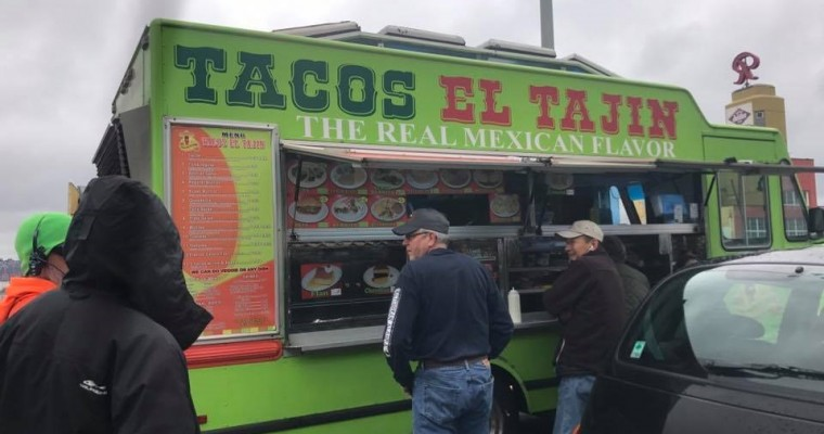 Taco Truck to the Rescue in Seattle Jam