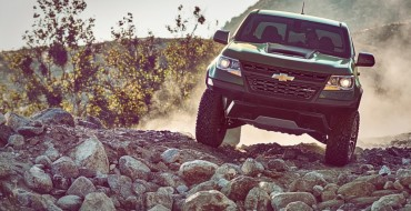 2017 Chevrolet Colorado ZR2 Priced at $40,995