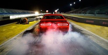 Dodge Invokes Newton's Third Law to Shed Light on the Dodge Demon's Drag Mode