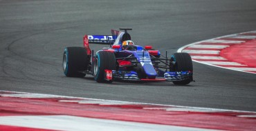 Honda Already Replacing Toro Rosso Engine Parts for Bahrain GP