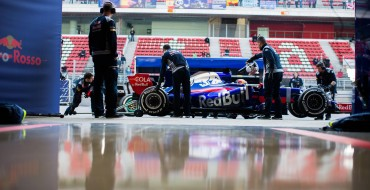 Honda Coy About Red Bull Negotiations
