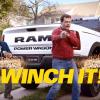 "Ram Infomercials Encourage You to ""Winch It!"""