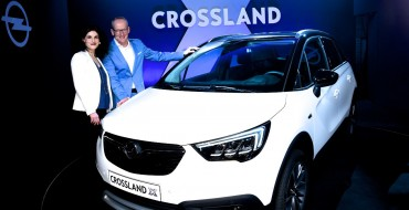 Market Research Suggests Opel Crossland X Will Be a Big Hit with the Ladies