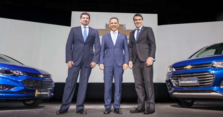 Chevy Launches Tracker, Cruze Turbo in Ecuador