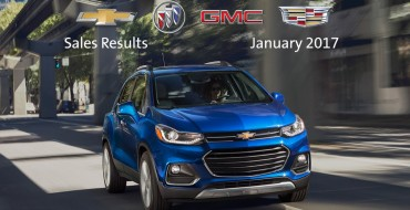 General Motors Sales Down 4% in January, ATPs Hit Record High