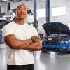 "Famous Sexy Man Dwayne ""The Rock"" Johnson Stars in Ford Service Commercial, Sexily"