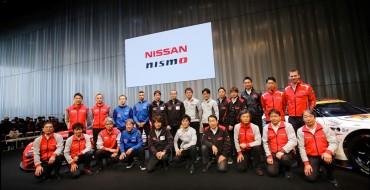 Nissan NISMO Announces 2017 Motorsport Plans