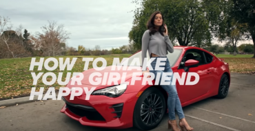 [VIDEO] Sexist Toyota 86 Commercial is Only for Men