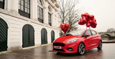 [Watch] Ford Has a Valentine's Day Surprise for Service Industry Employees