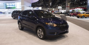 2017 Honda HR-V Overview