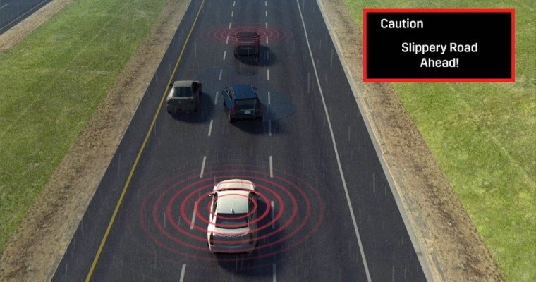 Vehicle-to-Vehicle Communication Left in Garage as Autonomous Cars Hit the Road