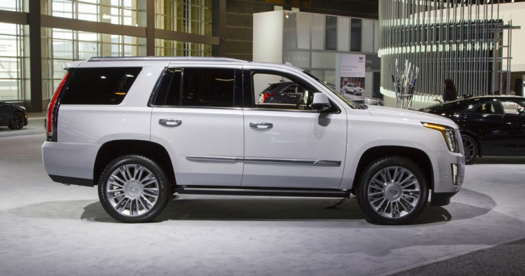 U.S. News & World Report Proclaims 2017 Cadillac Escalade the Best Luxury Large SUV for Families