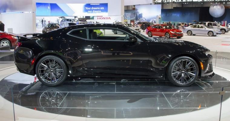 Rumor: Is the Next Camaro Z/28 Really Getting a 700-Horsepower V8 Engine?