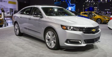 Consumer Reports Declares Chevy Impala Best Large Sedan for Third Straight Year