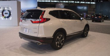 All-New Honda CR-V Hybrid Debuts at Auto Shanghai