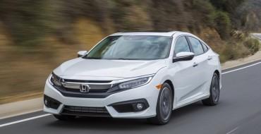 Honda Named 2017 Best Value Brand By Kelley Blue Book